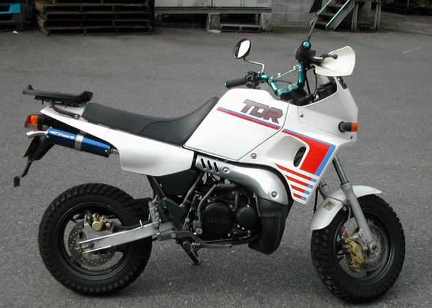 YAMAHA TDR50/80